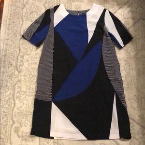Modern Mini Maternity Dress